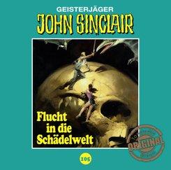 John Sinclair Tonstudio Braun - Folge 105, Audio-CD