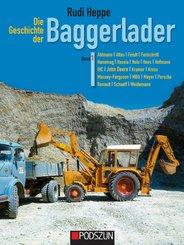 Die Geschichte der Baggerlader - Bd.1