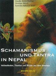 Schamanismus und Tantra in Nepal.