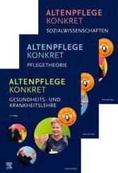 Altenpflege konkret Gesamtpaket, 3 Bde.