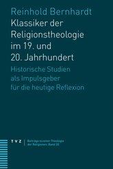 Klassiker der Religionstheologie im 19. und 20. Jahrhundert