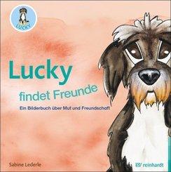 Lucky findet Freunde; Abteilung 1. Band 4