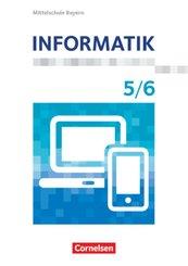 Informatik - Mittelschule Bayern - 5./6. Schuljahr Schülerbuch