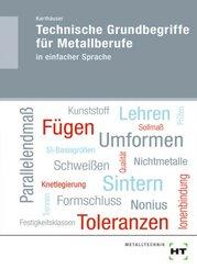 eBook inside: Buch und eBook Technische Grundbegriffe für Metallberufe, m. 1 Buch, m. 1 Online-Zugang