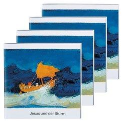 Jesus und der Sturm (4 Expl.)
