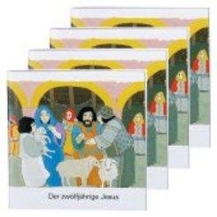 Der zwölfjährige Jesus (4 Expl.)