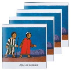 Jesus ist geboren (4 Expl.)