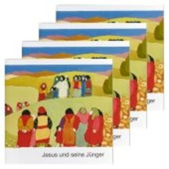Jesus und seine Jünger (4 Expl.)