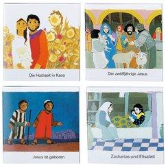 Was uns die Bibel erzählt - Paket NT, 4 Hefte - Bd.1