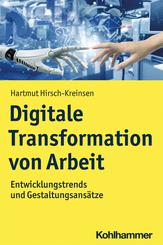 Digitale Transformation von Arbeit