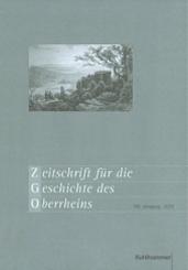 Zeitschrift für die Geschichte des Oberrheins - Jahrgang.168
