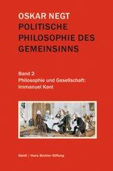 Politische Philosophie des Gemeinsinns - Bd.2