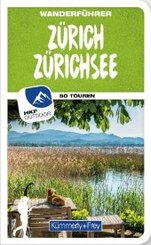 Zürich Zürichsee Wanderführer