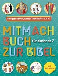 Mitmachbuch zur Bibel - Bd.2