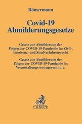 COVID-19 Abmilderungsgesetze