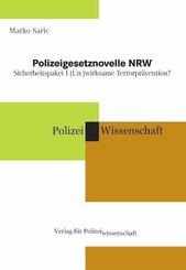 Polizeigesetznovelle NRW