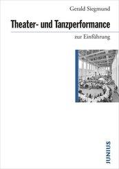 Theater- und Tanzperformance zur Einführung