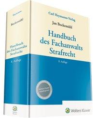 Handbuch des Fachanwalts Strafrecht; Volume 3