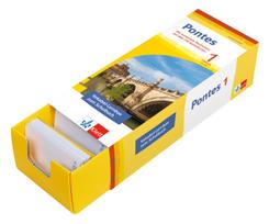 Pontes Gesamtband. Ausgabe 2020 - Vokabel-Lernbox zum Schulbuch 1. Lernjahr - Bd.1