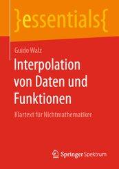 Interpolation von Daten und Funktionen