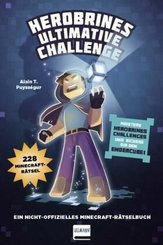Herobrines ultimative Challenge, 228 Minecraft-Rätsel