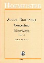 Concertino für Posaune und Orchester