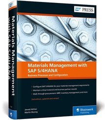 Materials Management with SAP S/4HANA