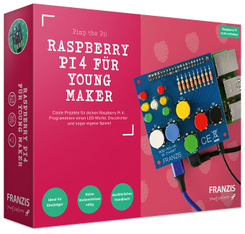 Raspberry Pi 4 für Young Maker