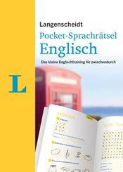Langenscheidt Pocket-Sprachrätsel Englisch