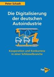 Die Digitalisierung der deutschen Autoindustrie