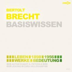 Bertolt Brecht - Basiswissen (2 CDs)