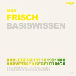 Max Frisch - Basiswissen, Audio-CD