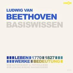 Ludwig van Beethoven - Basiswissen (2 CDs)