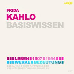 Frida Kahlo - Basiswissen, Audio-CD