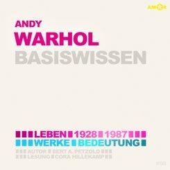 Andy Warhol - Basiswissen, Audio-CD