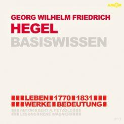 Friedrich Hegel - Basiswissen, Audio-CD