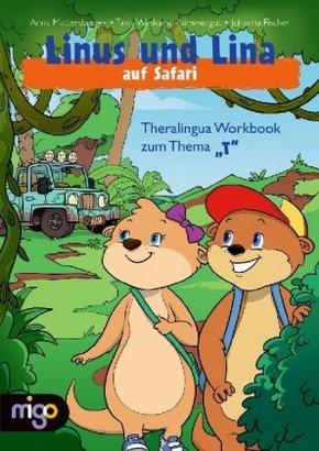 Linus und Lina auf Safari