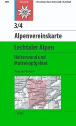 Lechtaler Alpen - Heiterwand