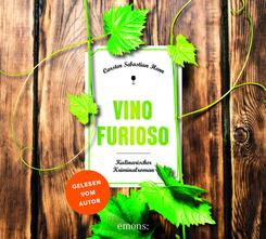 Vino Furioso, 2 Audio-CD, MP3