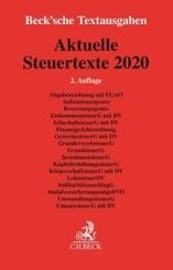 Aktuelle Steuertexte 2020; Buch 2