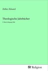 Theologische Jahrbücher
