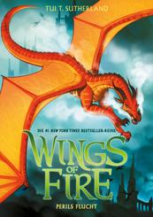 Wings of Fire - Perils Flucht