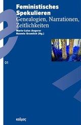 Feministisches Spekulieren - Bd.1