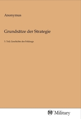 Grundsätze der Strategie