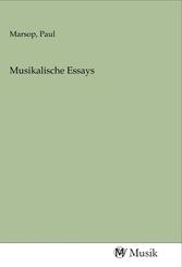 Musikalische Essays