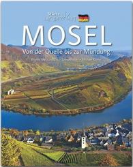 Mosel - Von der Quelle bis zur Mündung