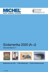 MICHEL Südamerika 2020 (A-J) - Bd.1