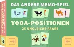 Yogahaltungen - Das andere Memo-Spiel (Spiel)