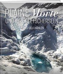 Plaine Morte und ihre Gletscherseen