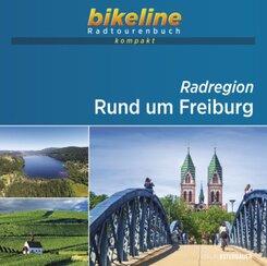 Radregion Rund um Freiburg